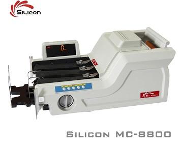 MÁY ĐẾM TIỀN SILICON MC 8800N